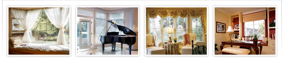 curtains, blinds, valances, shades